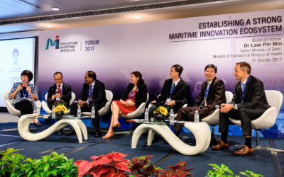 SimPlus invited to be a panelist at the Singapore Maritime Institute Forum 2017