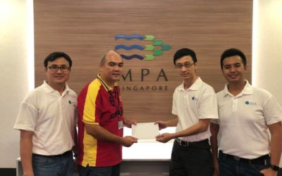 SimPlus is helping Jurong Port get smarter