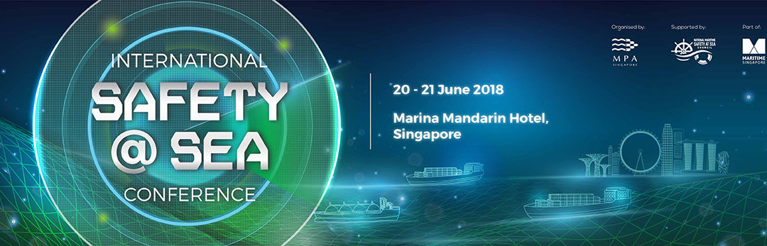 Showcase at International Safety@Sea Week 2018