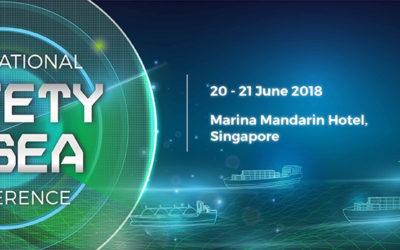 Showcase at International Safety@Sea Week 2018
