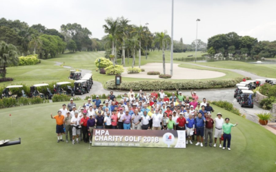 SimPlus' charity drive takes flight with MPA's Charity Golf Event